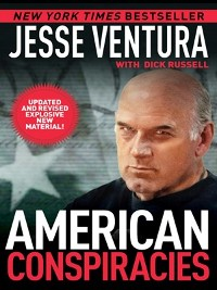 Cover American Conspiracies