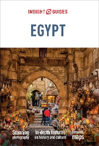 Cover Insight Guides Egypt (Travel Guide eBook)