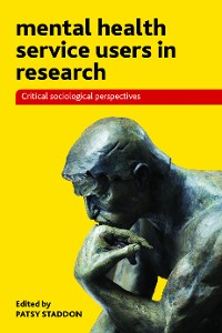 Cover Mental Health Service Users in Research