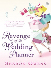 Cover Revenge of the Wedding Planner