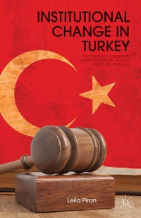 Cover Institutional Change in Turkey
