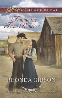 Cover Taming the Texas Rancher
