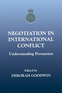 Cover Negotiation in International Conflict