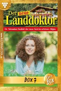 Cover Der neue Landdoktor Jubiläumsbox 7 - Arztroman