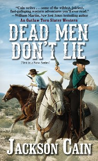 Cover Dead Men Don't Lie