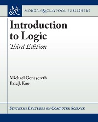 Cover Introduction to Logic