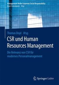Cover CSR und Human Resource Management