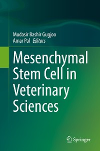 Cover Mesenchymal Stem Cell in Veterinary Sciences