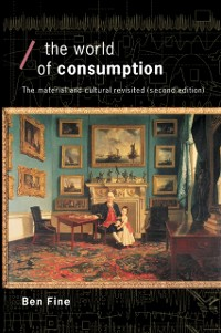Cover World of Consumption
