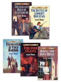 Cover Bonnets and Bugles Series Books 6-10