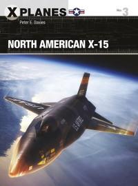 Cover North American X-15