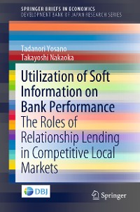 Cover Utilization of Soft Information on Bank Performance