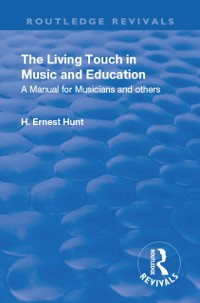 Cover Revival: The Living Touch in Music and Education (1926)
