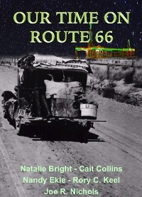 Cover OUR TIME ON ROUTE 66