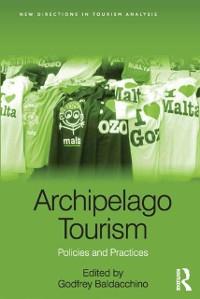 Cover Archipelago Tourism