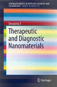 Cover Therapeutic and Diagnostic Nanomaterials
