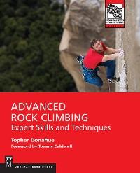 Cover Advanced Rock Climbing