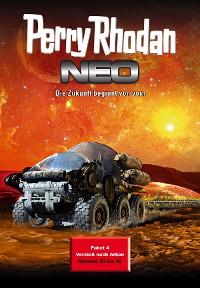 Cover Perry Rhodan Neo Paket 4: Vorstoß nach Arkon