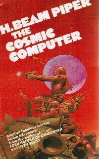Cover The Cosmic Computer
