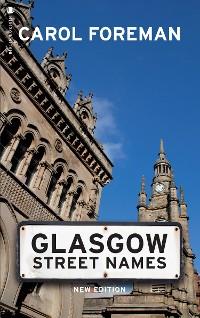 Cover Glasgow Street Names