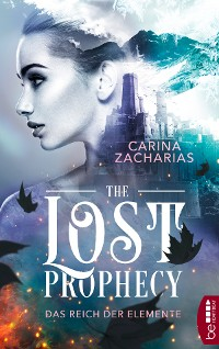 Cover The Lost Prophecy - Das Reich der Elemente