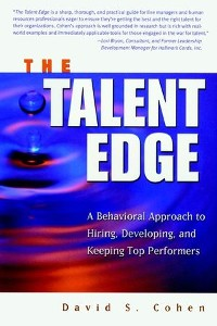 Cover The Talent Edge