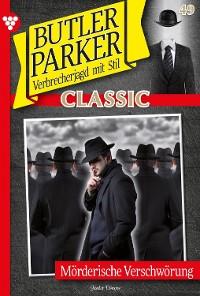 Cover Butler Parker Classic 49 – Kriminalroman