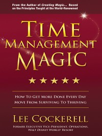 Cover Time Management Magic