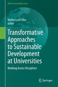 Cover Transformative Approaches to Sustainable Development at Universities