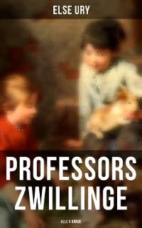Cover Professors Zwillinge (Alle 5 Bände)
