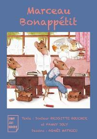 Cover Marceau Bonappétit