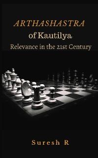 Cover Arthashastra of Kautilya