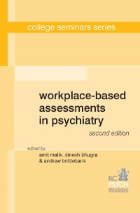 Cover Workplace-Based Assessments in Psychiatry