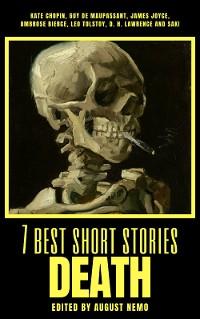 Cover 7 best short stories - Death