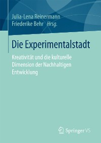 Cover Die Experimentalstadt