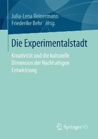 Cover Die Experimentalstadt