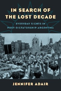 Cover In Search of the Lost Decade