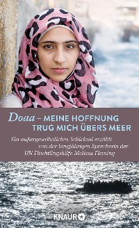 Cover Doaa - Meine Hoffnung trug mich über das Meer