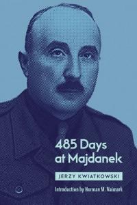 Cover 485 Days at Majdanek