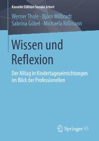 Cover Wissen und Reflexion