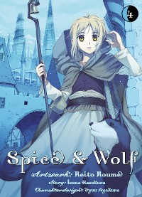 Cover Spice & Wolf, Band 4