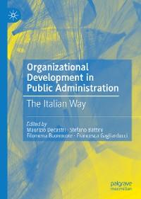 Cover Organizational Development in Public Administration