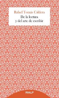 Cover De la lectura y del arte de escribir
