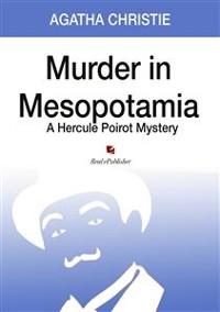 Cover Murder in Mesopotamia