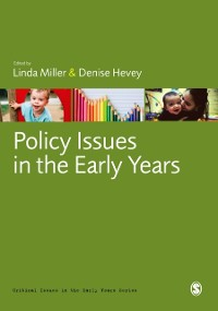 Cover Policy Issues in the Early Years