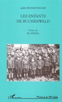 Cover Enfants de buchewald les
