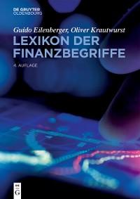 Cover Lexikon der Finanzbegriffe