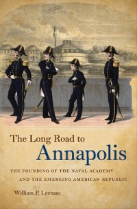 Cover Long Road to Annapolis