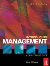 Cover Introducing Management