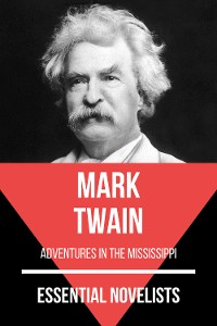 Cover Essential Novelists - Mark Twain